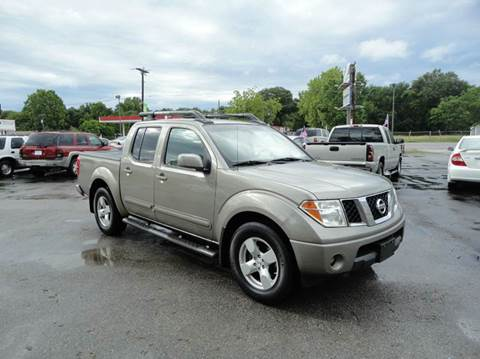 2007 Nissan Frontier for sale at Preferred Auto Sales in Tyler TX
