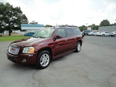 2006 GMC Envoy XL for sale at Preferred Auto Sales in Tyler TX