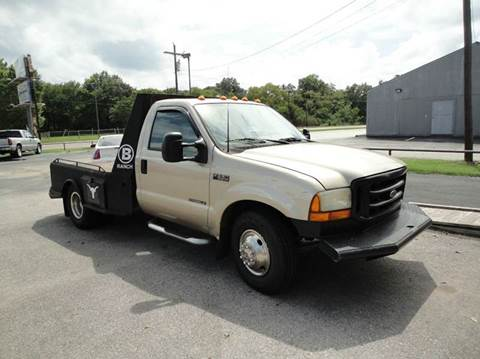 2000 Ford F-350 for sale at Preferred Auto Sales in Tyler TX