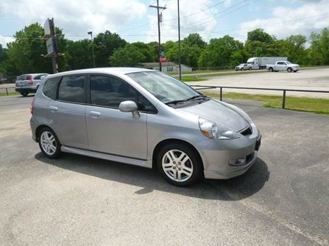 2008 Honda Fit for sale at Preferred Auto Sales in Tyler TX