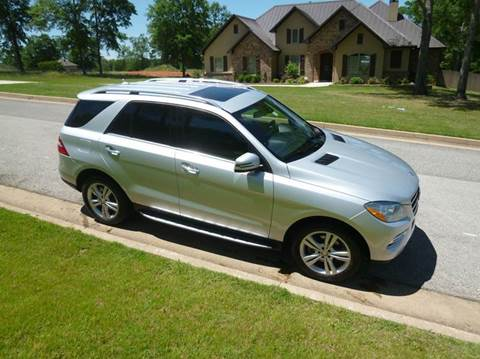 2015 Mercedes-Benz M-Class for sale at Preferred Auto Sales in Tyler TX
