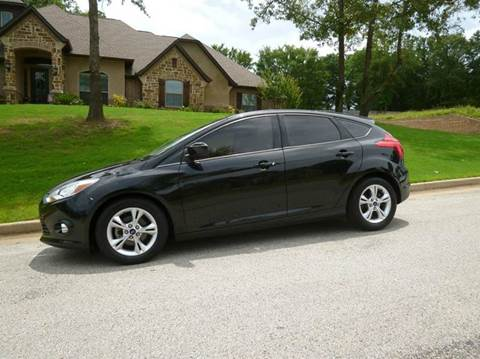 2012 Ford Focus for sale at Preferred Auto Sales in Tyler TX