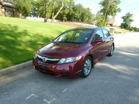 2010 Honda Civic for sale at Preferred Auto Sales in Tyler TX
