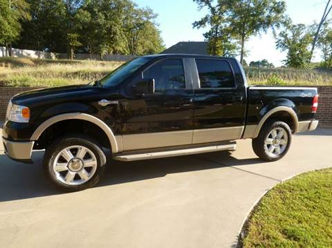 2007 Ford F-150 for sale at Preferred Auto Sales in Tyler TX