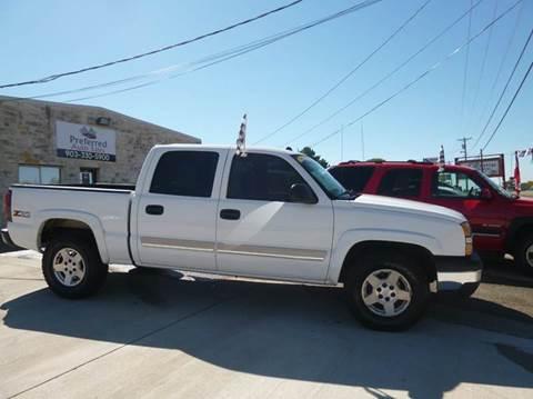 2004 Chevrolet Silverado 1500 for sale at Preferred Auto Sales in Tyler TX