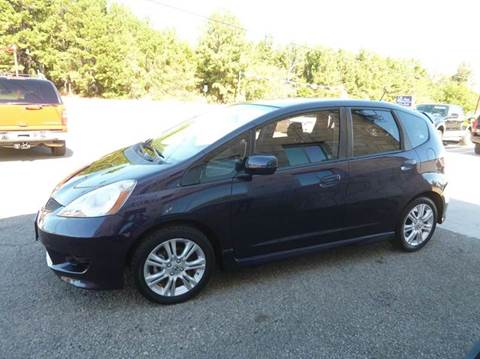 2009 Honda Fit for sale at Preferred Auto Sales in Tyler TX