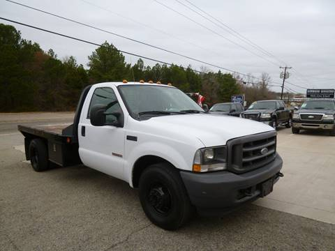 2004 Ford F-350 for sale at Preferred Auto Sales in Tyler TX