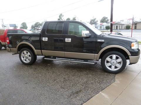 2006 Ford F-150 for sale at Preferred Auto Sales in Tyler TX