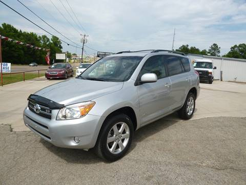 2008 Toyota RAV4 for sale at Preferred Auto Sales in Tyler TX
