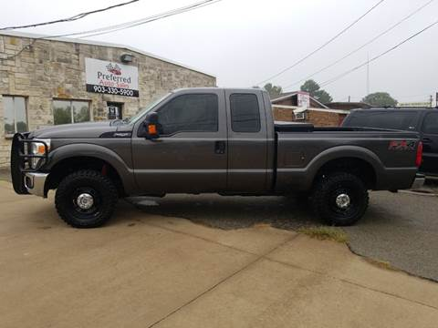 2015 Ford F-250 Super Duty for sale in Tyler, TX