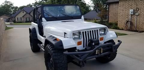 1987 Jeep Wrangler for sale in Tyler, TX
