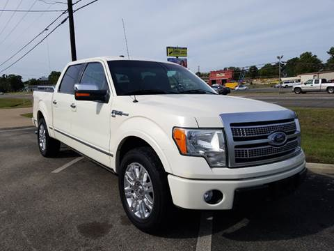2009 Ford F-150 for sale in Tyler, TX
