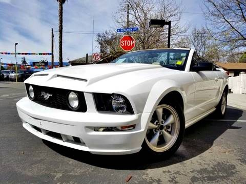 2007 ford mustang for sale carsforsale 2007 ford mustang for sale in san jose ca sciox Gallery
