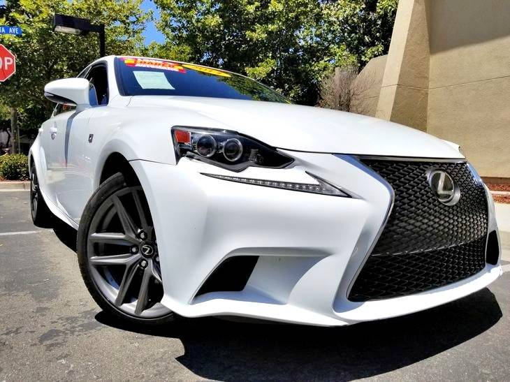 2014 Lexus IS 250 4dr Sedan   San Jose CA