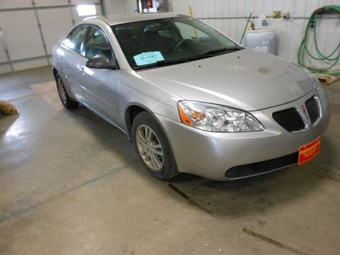 2006 Pontiac G6 for sale in Pierre, SD