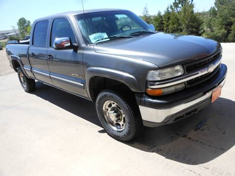 2001 Chevrolet Silverado 1500HD for sale in Pierre, SD