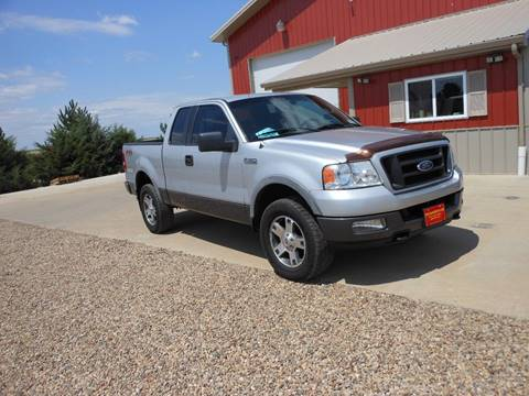 2005 Ford F-150 for sale in Pierre, SD