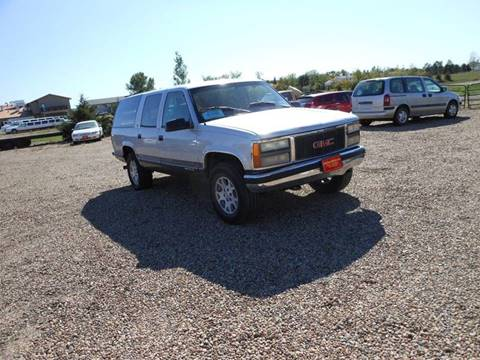 1993 GMC Suburban for sale in Pierre, SD