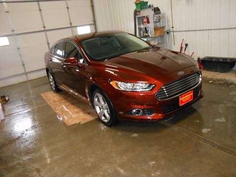 2016 Ford Fusion for sale in Pierre, SD