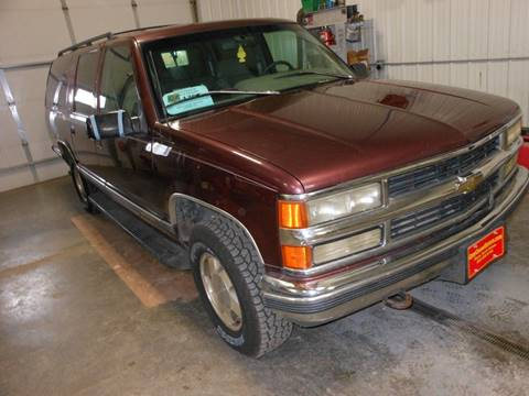 1996 Chevrolet Suburban for sale in Pierre, SD
