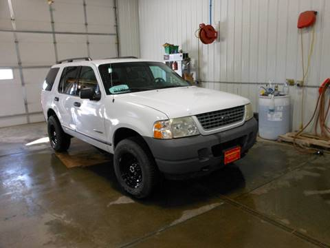 2004 Ford Explorer for sale in Pierre, SD