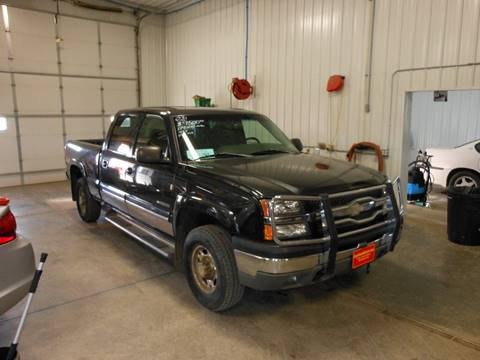 2003 Chevrolet Silverado 1500HD for sale in Pierre, SD