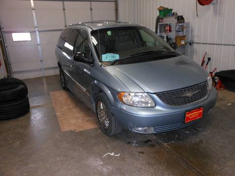 2003 Chrysler Town and Country for sale in Pierre, SD