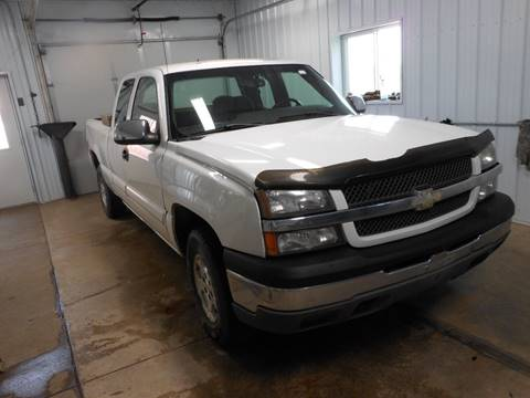 2004 Chevrolet Silverado 1500 for sale at Grey Goose Motors in Pierre SD