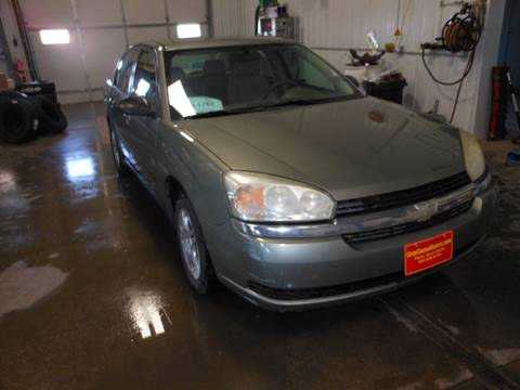 2005 Chevrolet Malibu for sale at Grey Goose Motors in Pierre SD