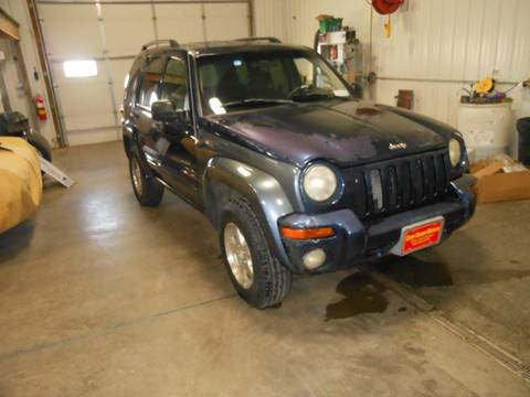 2002 Jeep Liberty for sale in Pierre, SD