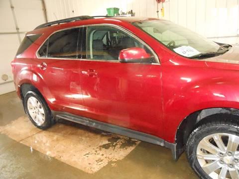 2010 Chevrolet Equinox LT for sale at Grey Goose Motors in Pierre SD