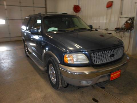 2002 Ford Expedition Eddie Bauer for sale at Grey Goose Motors in Pierre SD