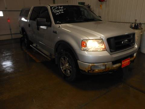 2004 Ford F-150 FX4 for sale at Grey Goose Motors in Pierre SD