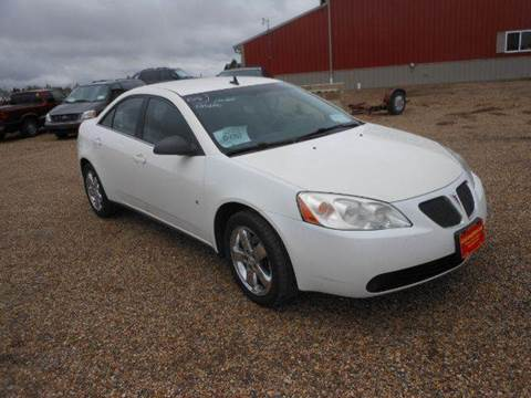 2008 Pontiac G6 for sale in Pierre, SD