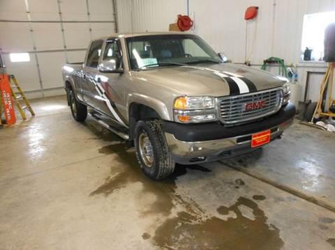 2001 GMC Sierra 2500HD for sale in Pierre, SD