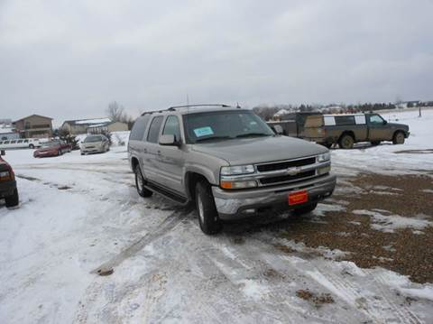 2003 Chevrolet Suburban for sale at Grey Goose Motors in Pierre SD