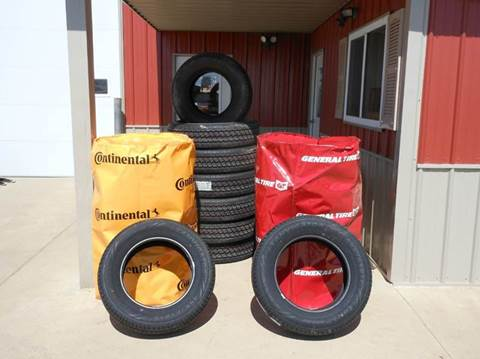 2016 , All Brands, All New Tires for sale at Grey Goose Motors in Pierre SD