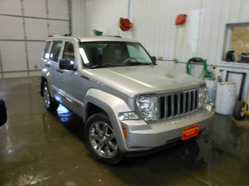 2008 Jeep Liberty Limited In Pierre SD  Grey Goose Motors