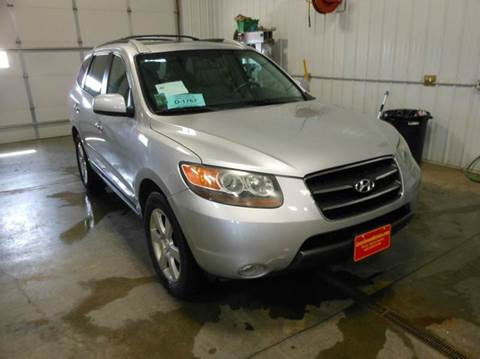 2007 Hyundai Santa Fe for sale in Pierre, SD