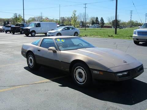 1984 Chevrolet Corvette for sale in Comstock Park, MI