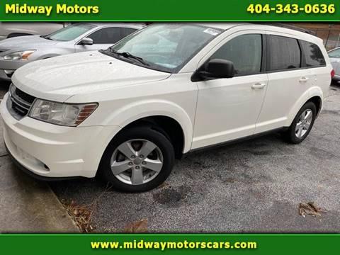 2012 Dodge Journey for sale in Decatur, GA