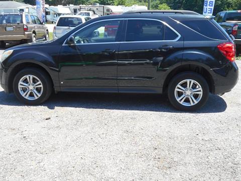 2010 Chevrolet Equinox for sale in Lillian, AL