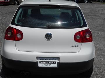 2007 Volkswagen Rabbit for sale in Lillian, AL