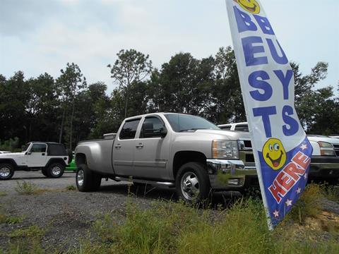 2008 Chevrolet Silverado 3500 for sale in Lillian, AL