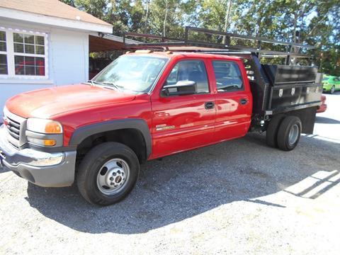 2005 GMC Sierra 3500 for sale in Lillian, AL