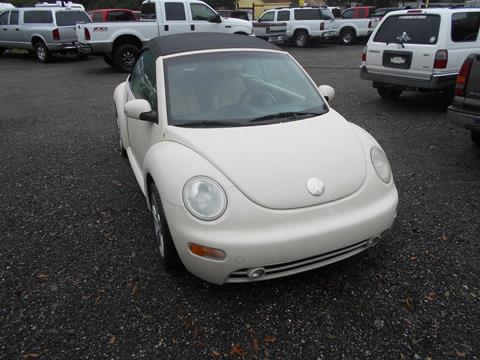 2004 Volkswagen New Beetle for sale in Lillian, AL