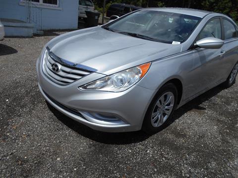 2012 Hyundai Sonata for sale in Lillian, AL