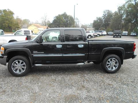 2006 GMC Sierra 2500HD for sale in Lillian, AL