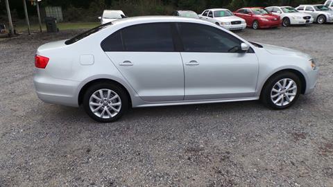 2011 Volkswagen Jetta for sale in Lillian, AL