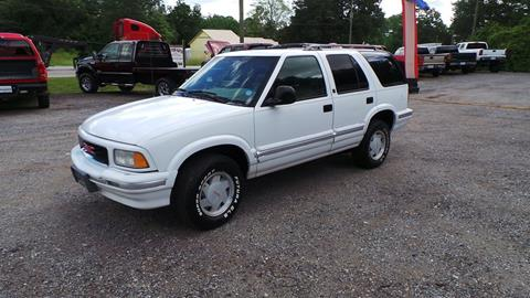 1995 GMC Jimmy for sale in Lillian, AL